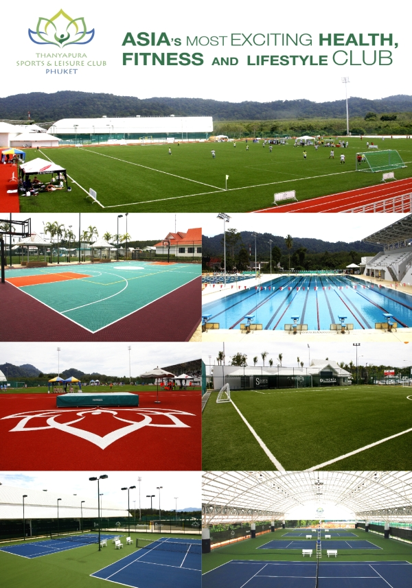 Thanyapura Sports & Leisure Club