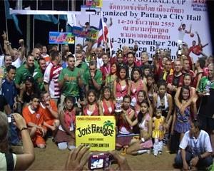 Pattaya Beach Soccer Cup