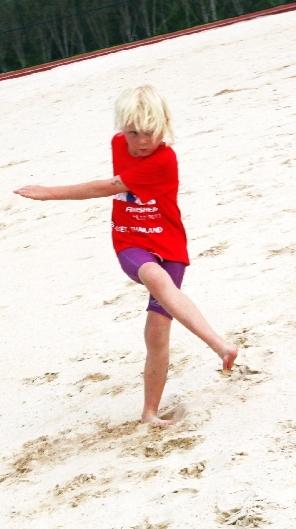 Youth Beach Soccer