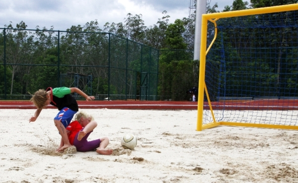 Youth Beach Soccer