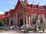 Temple in Phuket